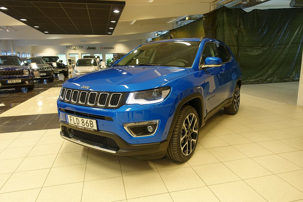 Jeep Compass Limited 4xe Hybrid 190hk eAWD
