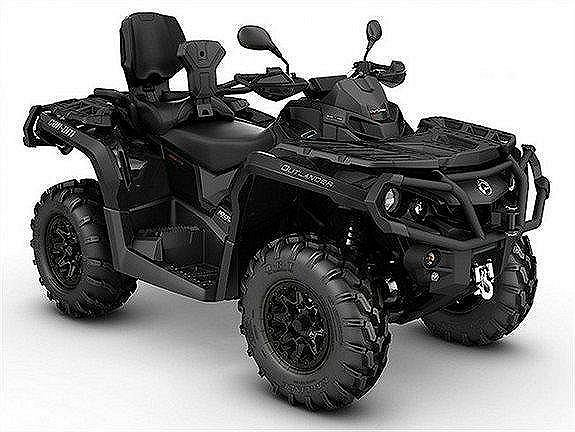 Can-Am Outlander 1000 MAX XT-P T3 *Traktor* -18