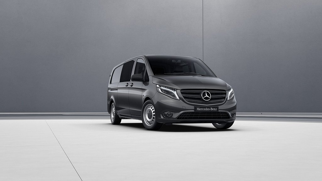 Mercedes-Benz Vito 116 Mixto EX.Lång 4*4 9-gtronic