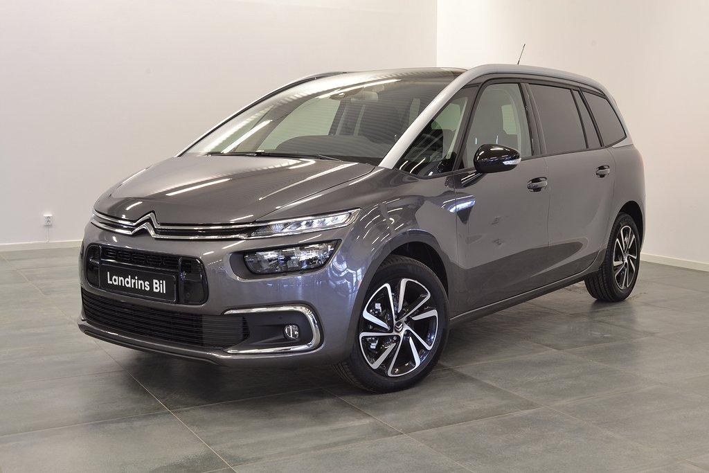 Citroën C4 Grand SpaceTourer PureTech Shine 7-sits 130hk