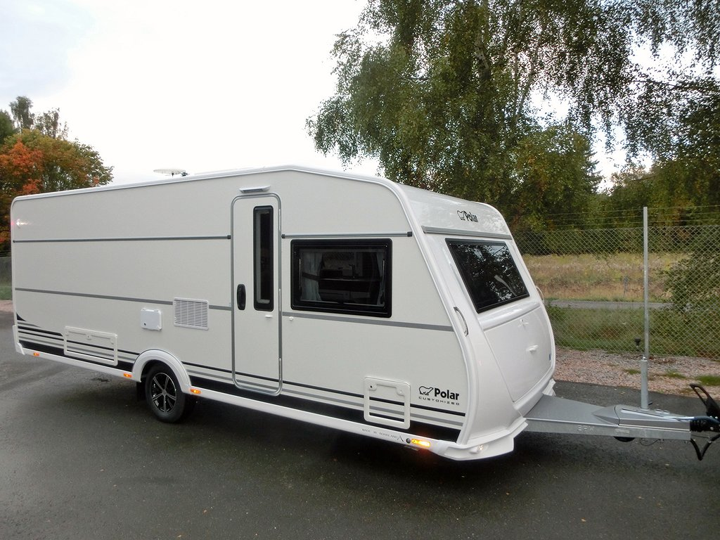 Polar 620 TR TDS Customized Queensbed