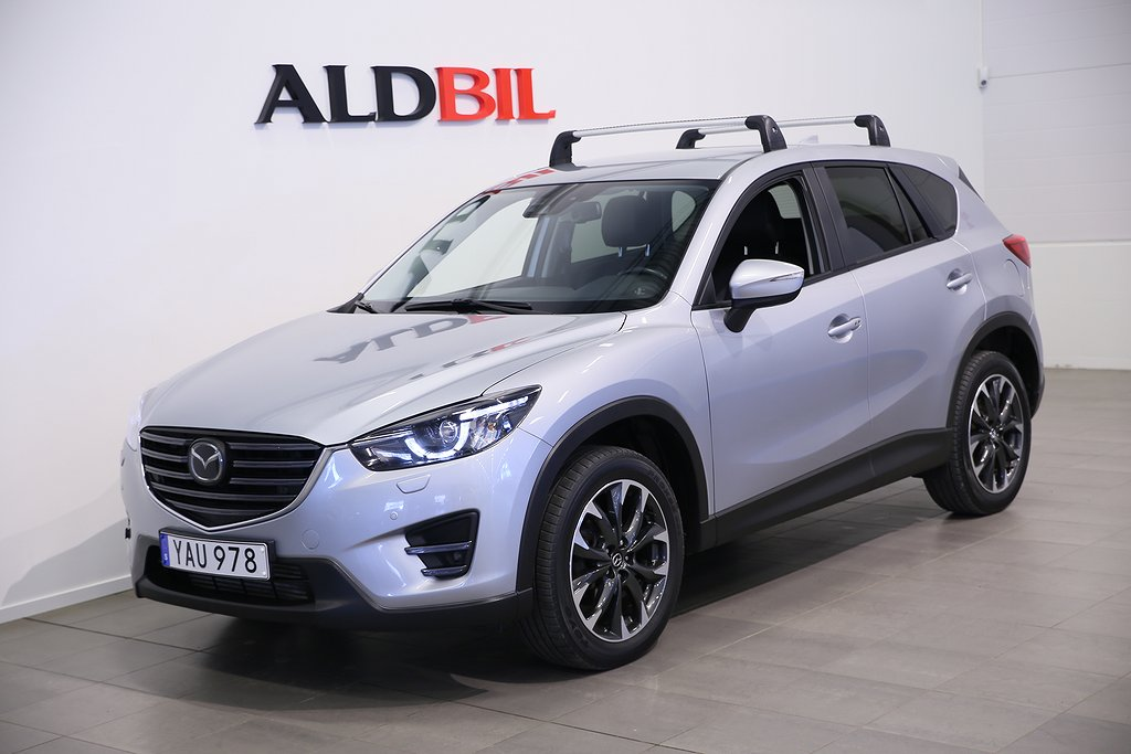 Mazda CX-5 DE 175hk AWD Optimum