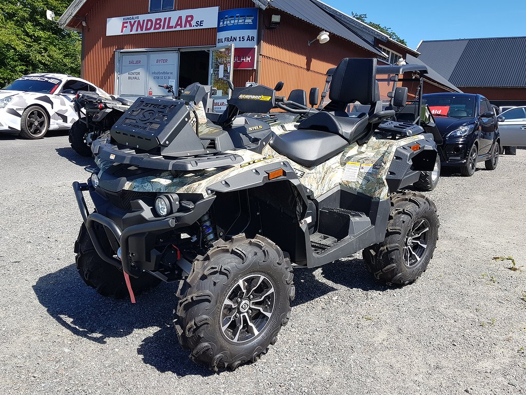 STELS 850 G 100% Monster ATV