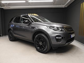 Land Rover Discovery Sport 2.0 TD4 AWD (180hk)