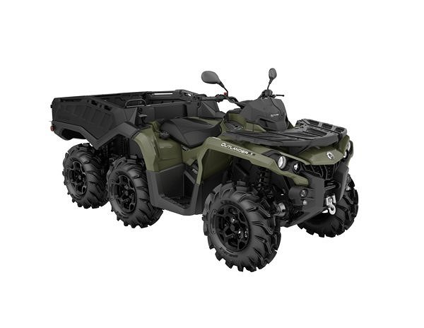Can-Am Outlander 6X6 SIDEWALL PRO T3B 1000