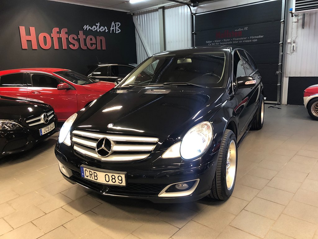 Mercedes-Benz R 350 4MATIC 7G-Tronic 272hk
