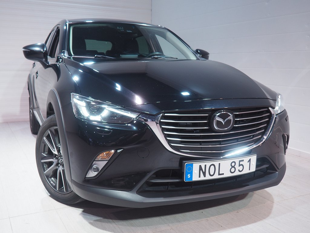 Mazda CX-3 2.0 Optimum Head-up Backkamera 2017