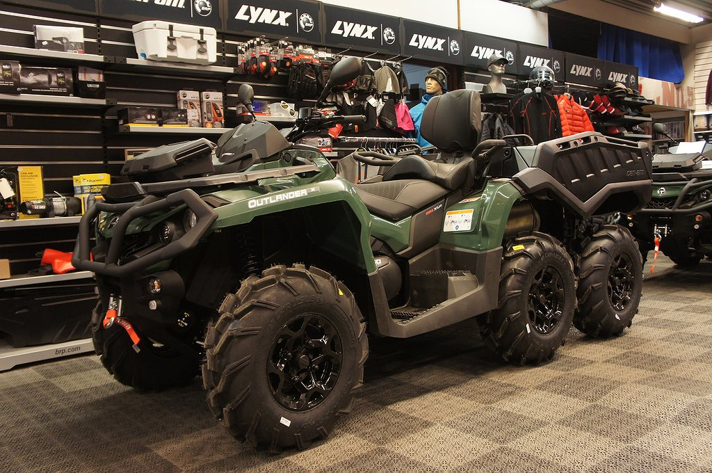 BRP Can-Am Outl 650 6x6 Xu T Max