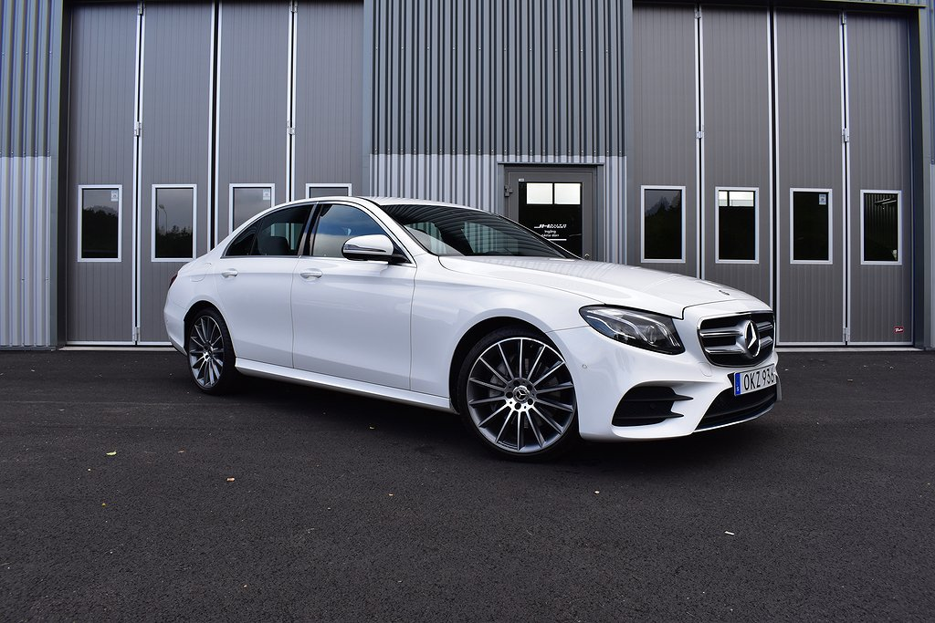 Mercedes-Benz E 220d 4M AMG Widescreen Se Spec