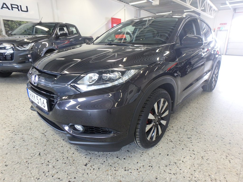 Honda HR-V 1.6 i-DTEC Executive Euro 6 120hk Krok