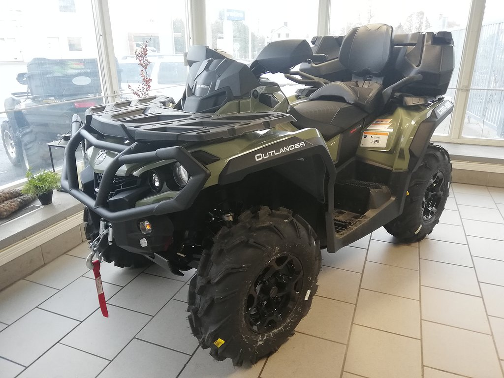 Can-Am Outlander MAX PRO+ 570 Nordic T3B