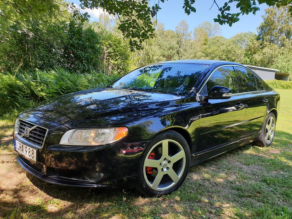Volvo S80 D5 Geartronic Momentum 185hk