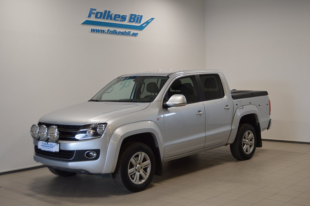 Volkswagen Amarok Highline TDI 180 AT 4M