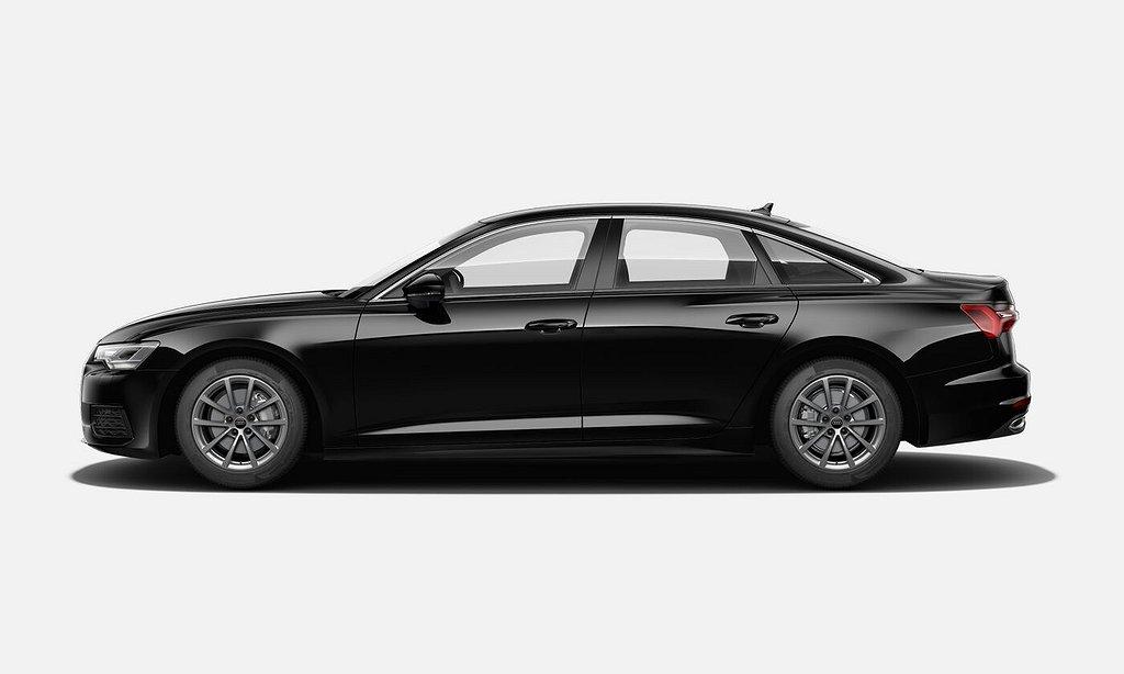 Audi A6 Sedan 40 TDI Proline 204 hk S-tronic - Privatleasing