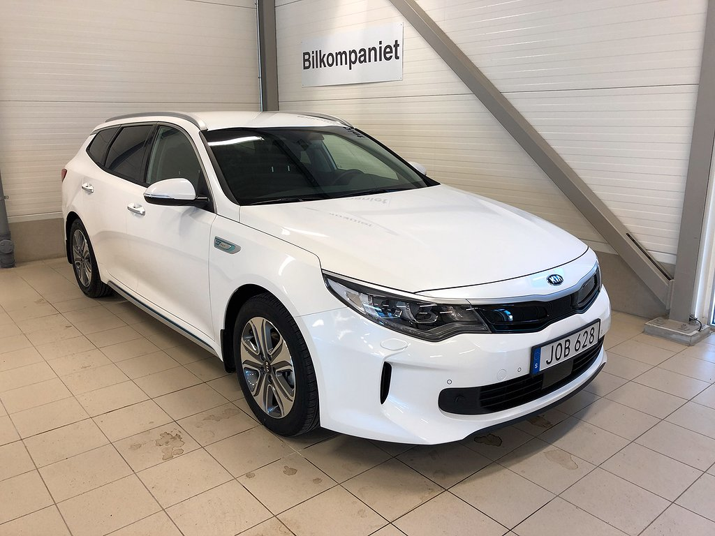 Kia Optima SW P-HEV 2.0 Hybrid Advance Plus 1 205hk