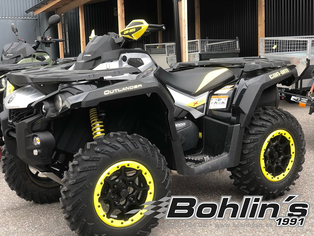 Can-Am Outlander 1000 XXC T3B ABS -19