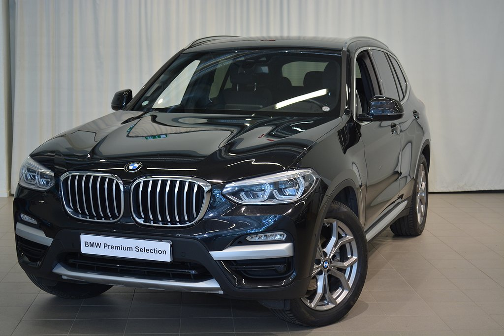 BMW X3 xDrive20d,X-line,Connected,Winterpack,HiFi