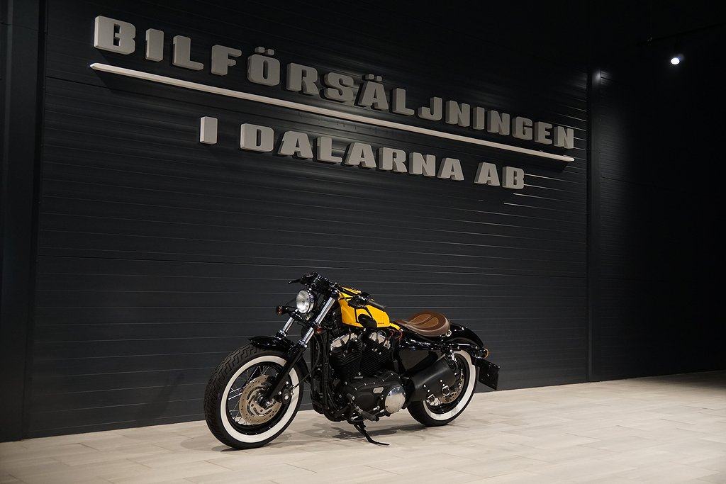 Harley-Davidson Forty Eight XL1200