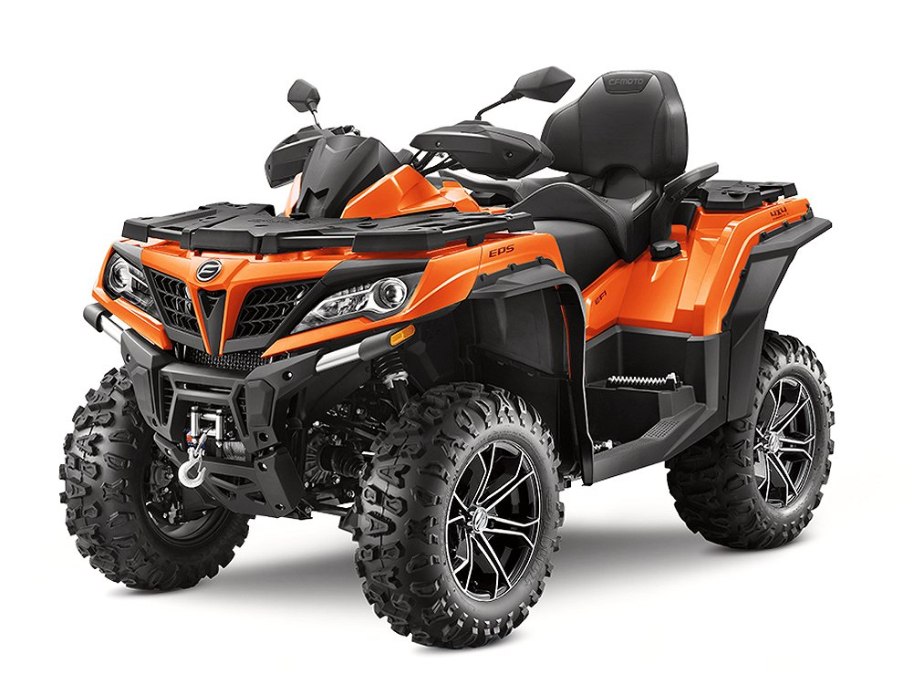 ATV CF Moto C Force 850XC EFI EPS V-twin
