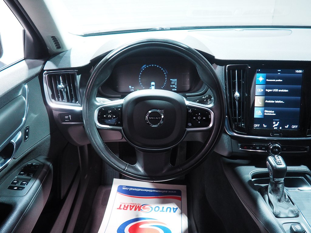 Volvo V90 Cross Country D4 AWD Geartronic Business 190hk 2018
