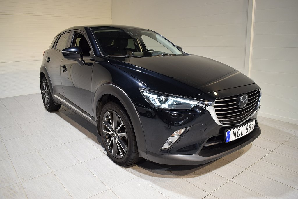 Mazda CX-3 2.0 Optimum Head-up display 2017