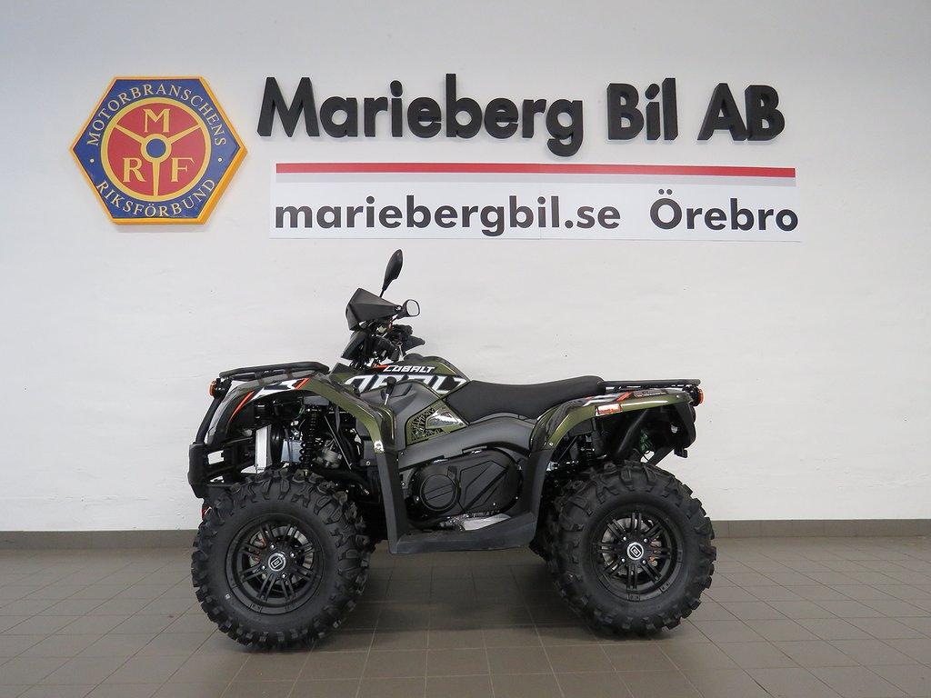 Goes Cobalt 4WD ATV Drag/Vinsch