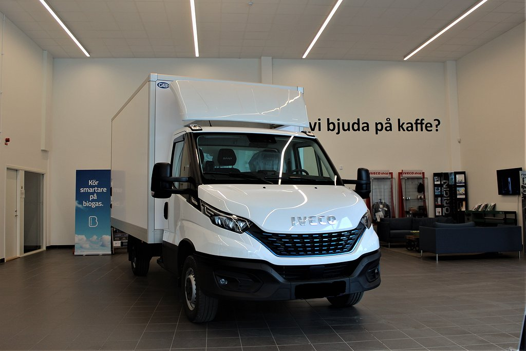 Iveco 35S14NA8 Automat Natural Power Biogas/Bensin