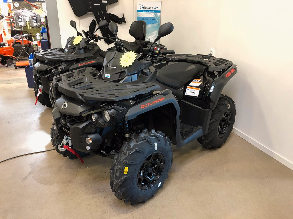 Can-Am Outlander PRO+ T 650
