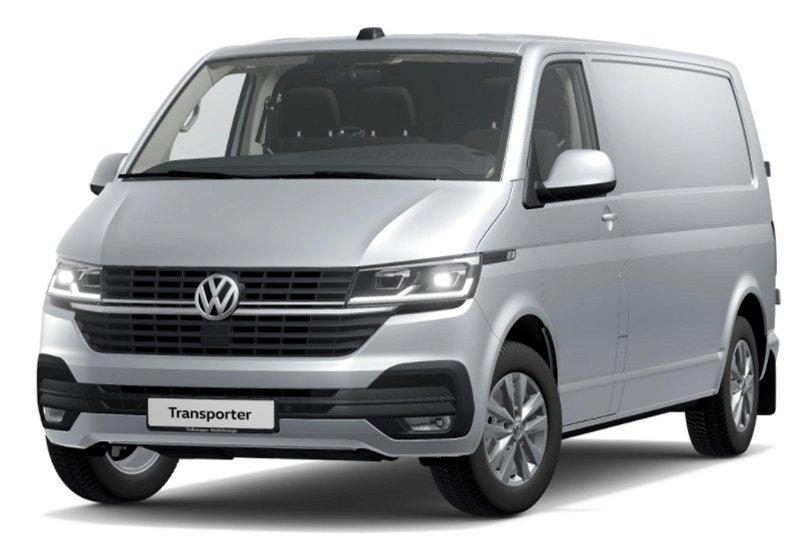 Volkswagen Transporter Lång Premium pkt DSG krok värmare