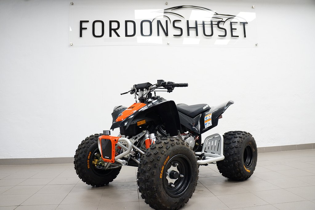 Can-Am DS90 X / ATV FÖR DE MINDRE