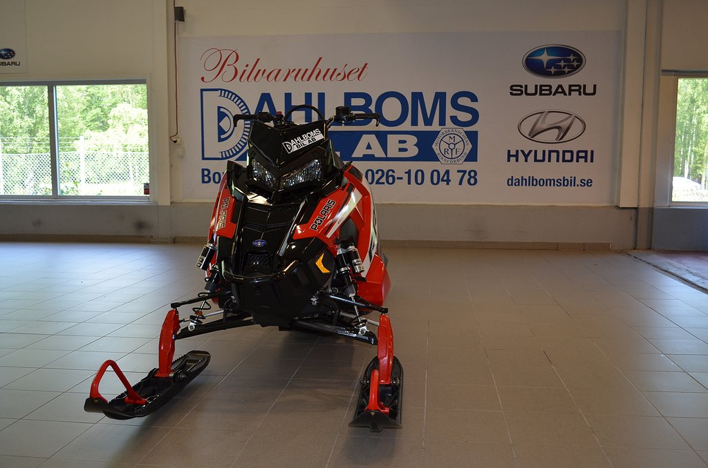 Polaris 850 PRO RMK 155 PIDD Indy Red - *NY 2019