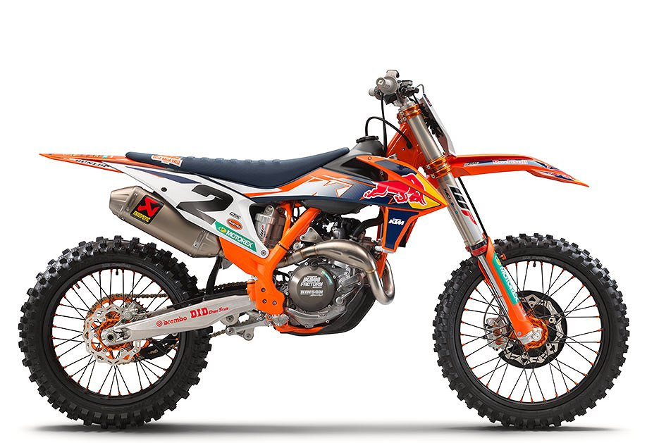 KTM Sx-f 450 Factory Edition