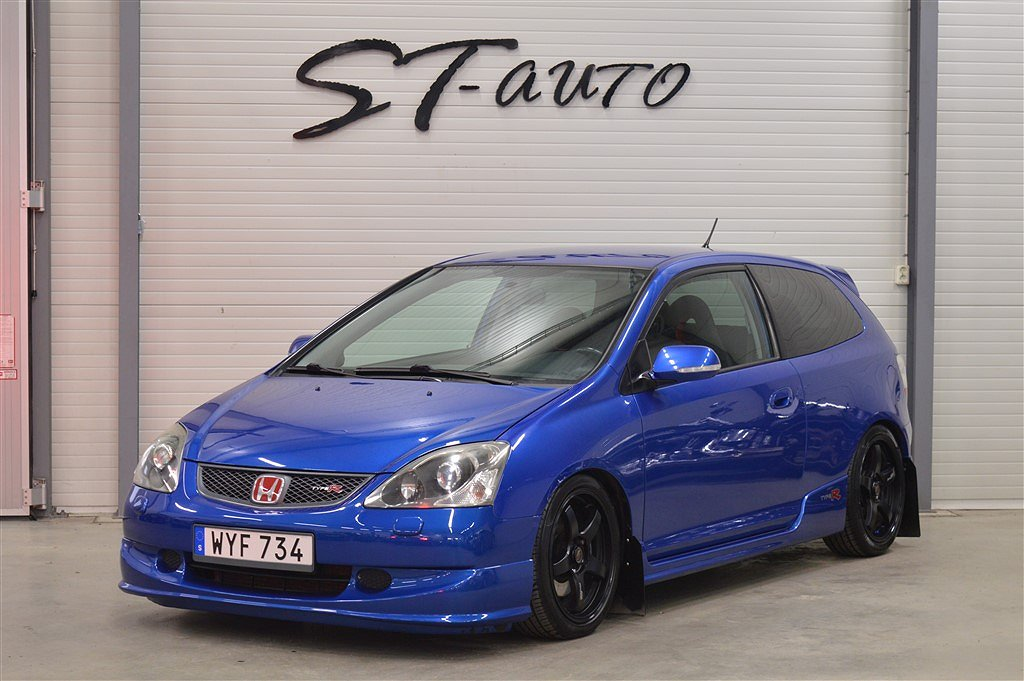 Honda Civic Type R 2.0 200hk