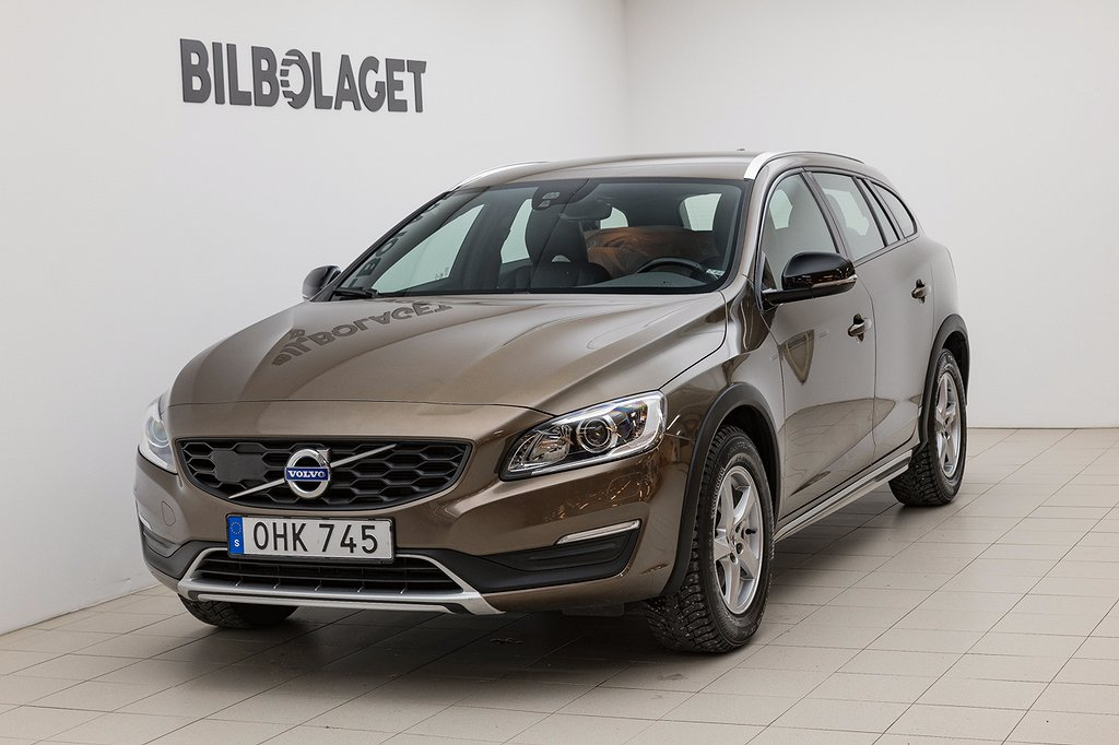 Volvo V60 Cross Country D4 AWD Bus Adv Summum