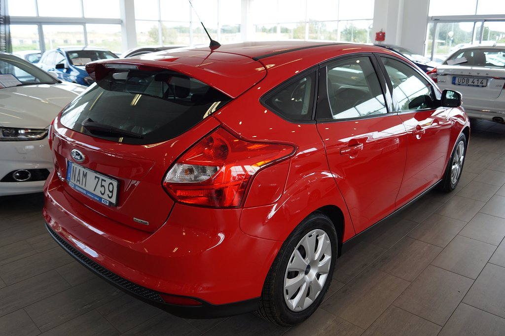 Ford Focus 1.6 Ti-VCT Flexifuel 120hk Trend 5