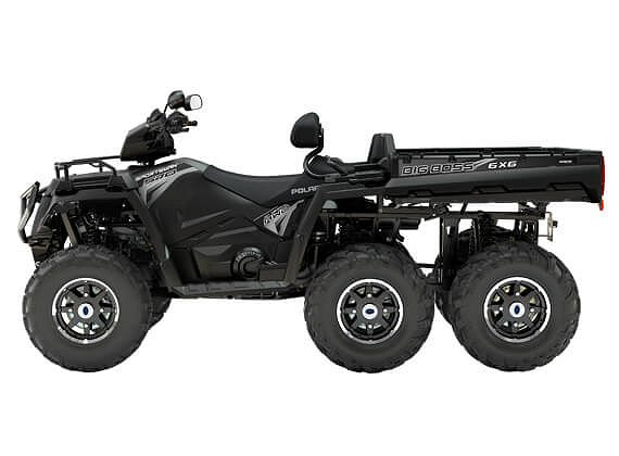 Polaris Sportsman 6x6 570 LE EPS TraktorB