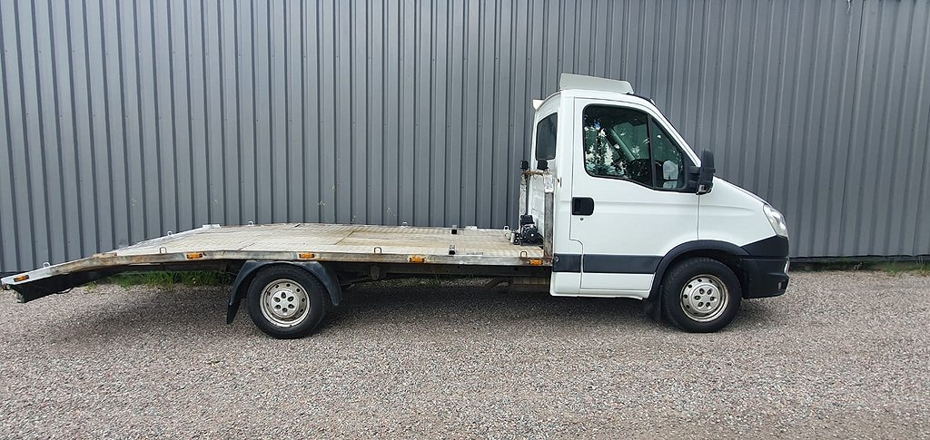 Iveco Daily Chassi 2.3 JTD 126hk