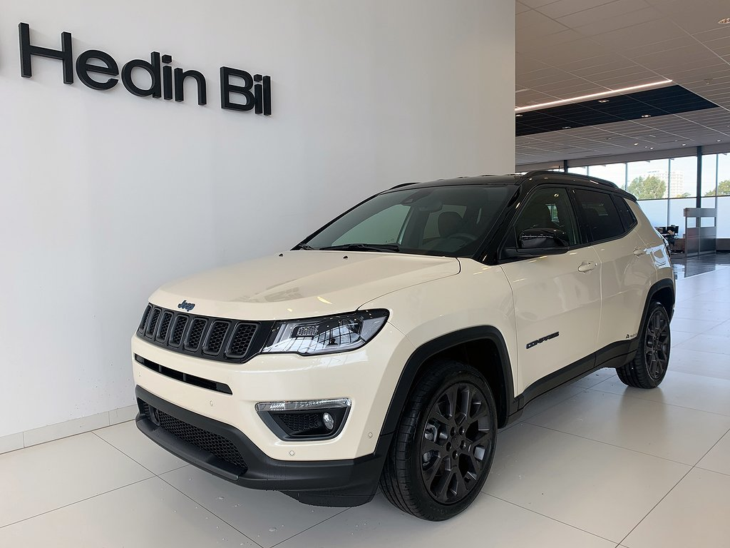 Jeep Compass S-MODEL PHEV 1.3 T4 240HP AWD *Lansering!*