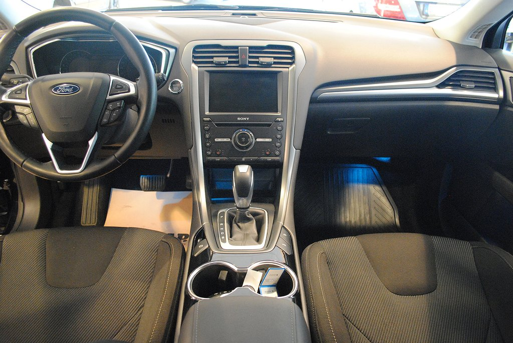 Ford Mondeo 2.0 TDCi 180hk Business Aut
