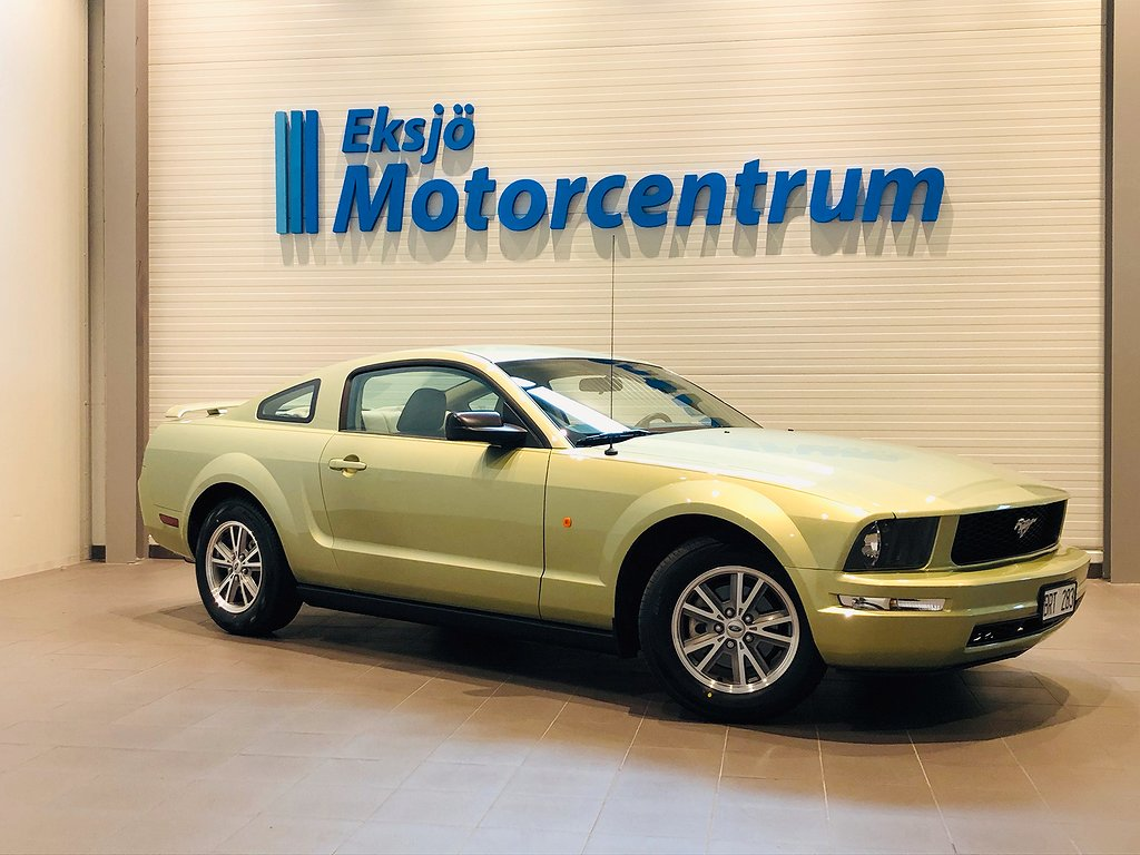 Ford Mustang 4.0 V6 Automat 213hk