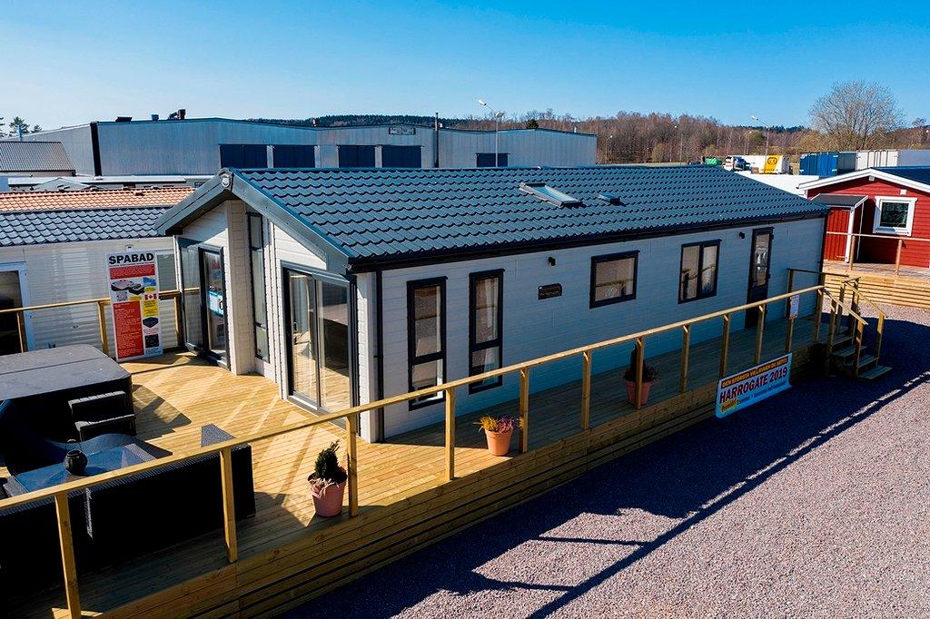 ABI Harrogate Sveriges största villavagn 81