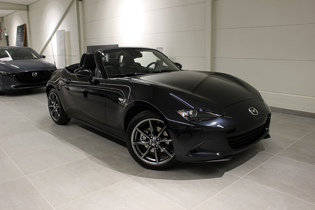 Mazda MX-5 Soft top 2,0 184hk Sportpaket