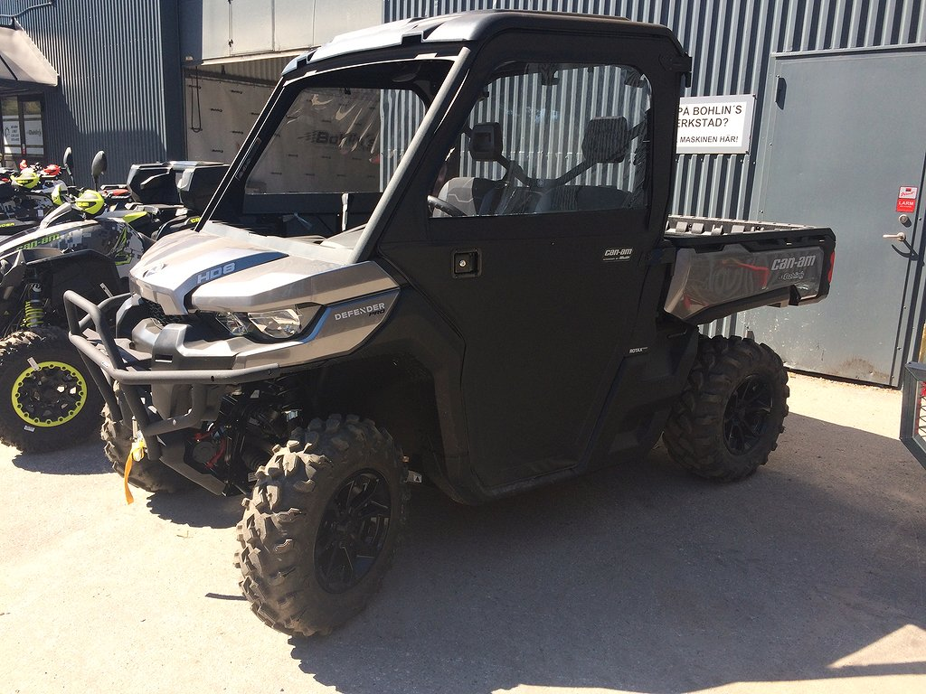 Can-Am Traxter PRO HD8 T1 -17