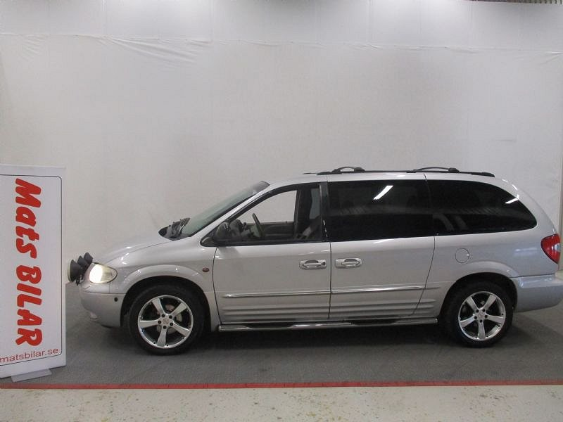 Chrysler Grand Voyager 3.3 174 Hk Exclusive 7 Sits Automat