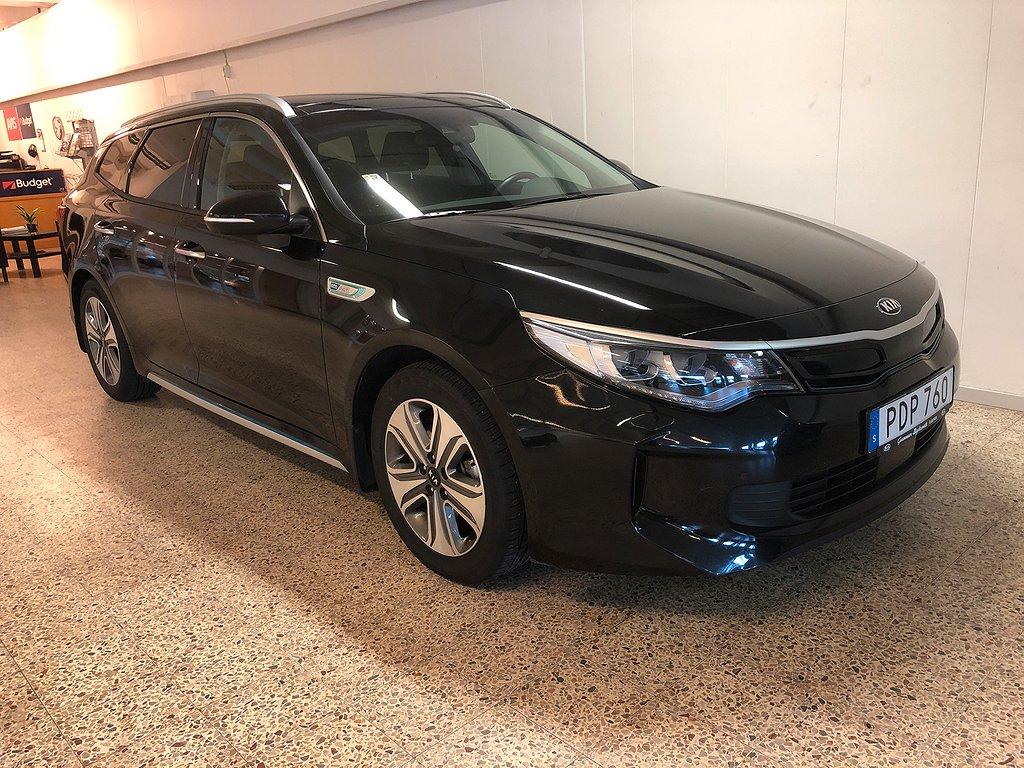 Kia Optima Sport Wagon Hybrid P-HEV 2.0 Hybrid Automat 205hk