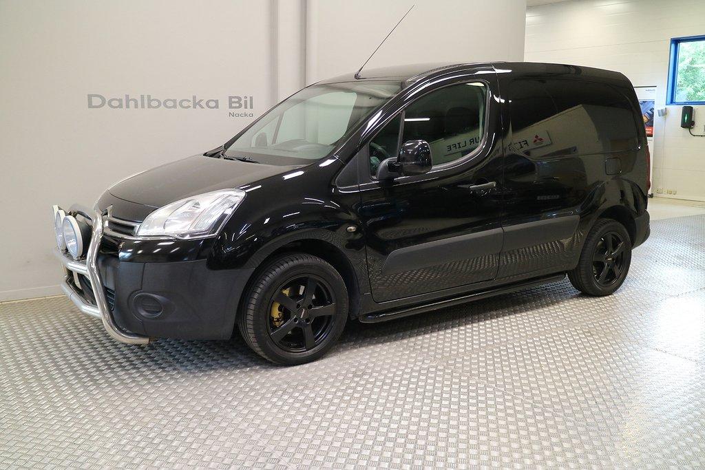 Citroën Berlingo ALL BLACK HDI