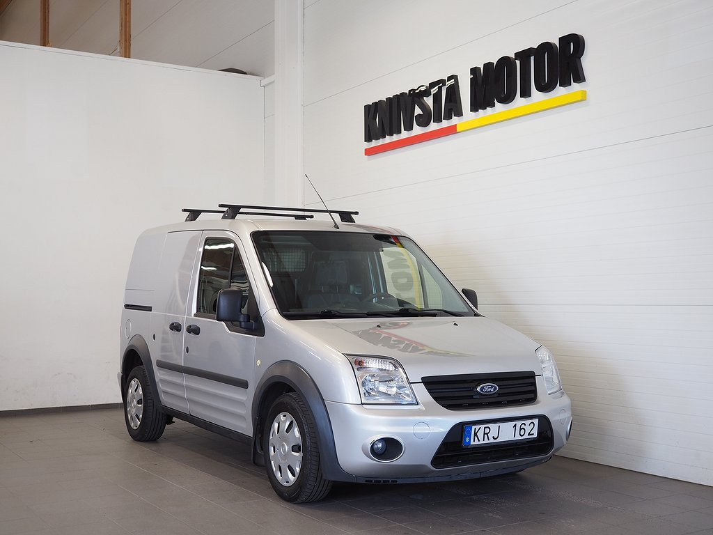 Ford Transit Connect 1.8 TDCi D-VÄRM DRAG 90hk 2010