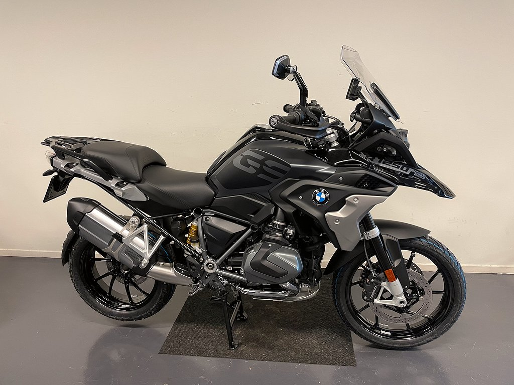 BMW R1250GS Triple Black