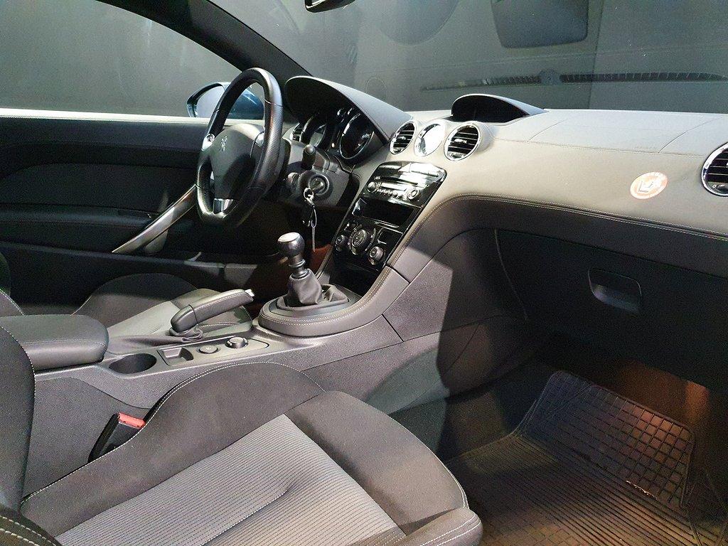 Peugeot RCZ 1.6 Turbo 156hk