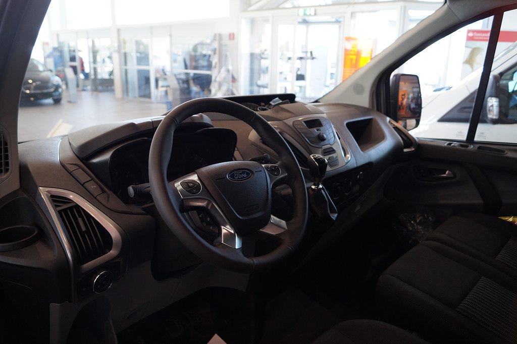 Ford Custom 270 L1 2.0 TD 105hk Manuell TREND Skåp